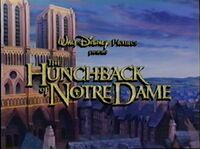 Video trailer The Hunchback of Notre Dame