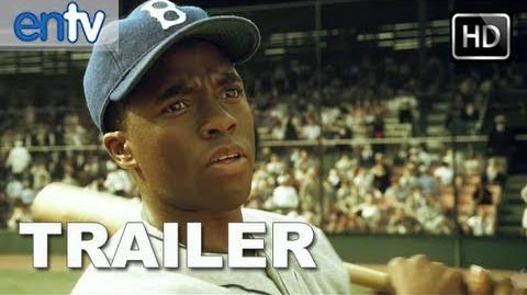 '42' Official Trailer HD The Real Life Story Of Jackie Robinson, Baseball Legend