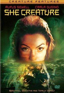 She Creature DVD