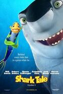 220px-Movie poster Shark Tale