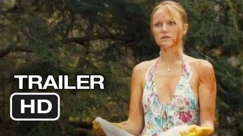 Cottage Country Official Trailer 1 (2012) - Malin Akerman Movie HD