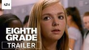 Eighth Grade Official Trailer HD A24