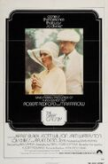 The Great Gatsby 1974 poster