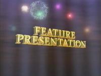 Walt Disney Studios Home Entertainment Disney Feature Presentation Logo 2001