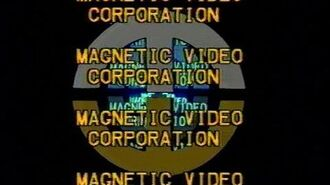 Opening & Closing to The Magnificent Seven 1981 VHS True HQ