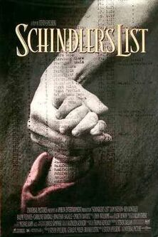Schindler\'s List movie