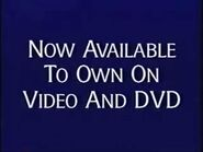 Now available to own on video and dvd