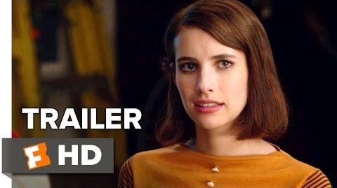 Ashby Official Trailer 1 (2015) - Emma Roberts, Nat Wolff Movie HD