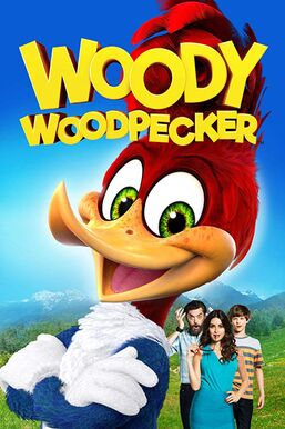 Woody Woodpecker (movie poster)