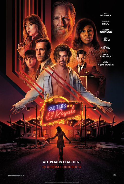 Bad Times At The El Royale Moviepedia Fandom Powered By
