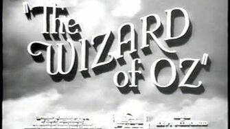 Opening to The Wizard of Oz 1985 VHS True HQ