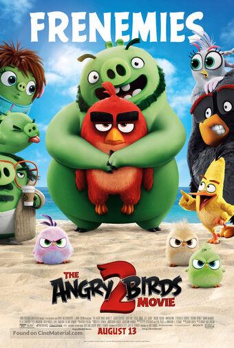 The Angry Birds Movie 2 Moviepedia Fandom