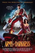 Army of Darkness 1992 Poster