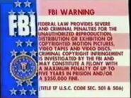Vivid Video Productions FBI Warning