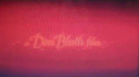 Don Bluth Entertainment logo with New World Pictures theme