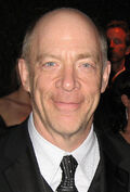Photo of J. K. Simmons attending the 15th Screen Actors Guild Awards in 2009.