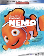 Finding Nemo 2019 Blu-ray