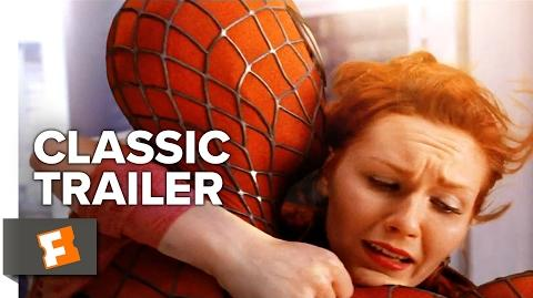Spider-Man (2002) Official Trailer 1 - Tobey Maguire Movie