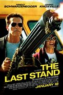 The Last Stand 2013 Poster