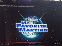 Video trailer My Favorite Martian