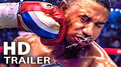 CREED II Official Trailer 2 HD Michael B