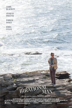Irrational Man 2015 Poster
