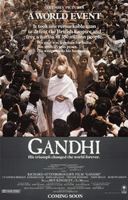 Gandhi-poster