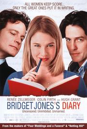 Bridget Jones Diary (2001) Poster