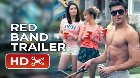 Neighbors Official Red Band Trailer 1 (2013) - Zac Efron, Seth Rogan Movie HD