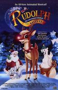Poster of the movie Rudolph the Red-Nosed Reindeer