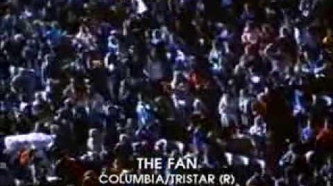 The Fan (1996) Trailer