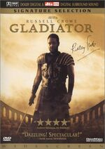 Gladiator Signature Selection DVD