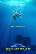 Under the Silver Lake 2019 Poster