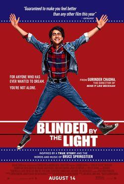 BlindedbytheLight