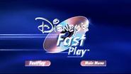 Disney's Fast Play Bumper