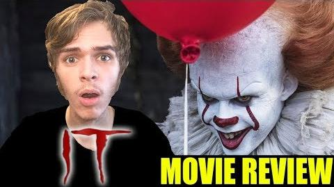It Movie Review - Caillou Pettis