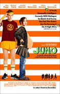 Juno 2007 Poster