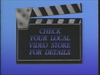 CBS-FOX Video Feature Presentation ID (1980s) (S1)