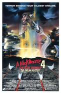 Nightmare on elm street four xlg