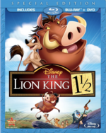The Lion One and a Half 2012 Special Edition Blu-ray