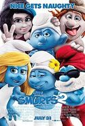 220px-The Smurfs 2 poster