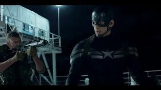 Captain America The Winter Soldier - Extended Opening Scene - OFFICIAL Marvel HD