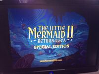 Trailer The Little Mermaid II Return to the Sea Special Edition 2