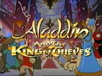 Video trailer Aladdin and the King of Thieves 2