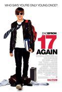 17 Again 2009 Poster