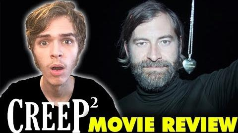 Creep 2 Movie Review - Caillou Pettis