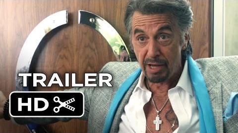 Danny Collins Official Trailer 1 (2015) - Al Pacino, Jennifer Garner Movie HD