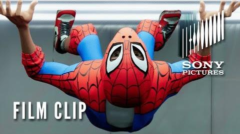SPIDER-MAN INTO THE SPIDER-VERSE Clip - Fight or Flight