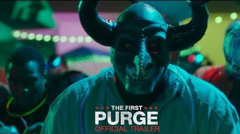 The First Purge – Official Trailer HD
