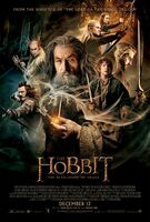 The Hobbit Desolation of Smaug Official poster